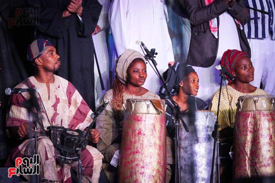 الطبول من أجل السلام مهرجان القلعة بحضور وزير الثقافة (24)
