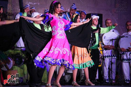 الطبول من أجل السلام مهرجان القلعة بحضور وزير الثقافة (10)