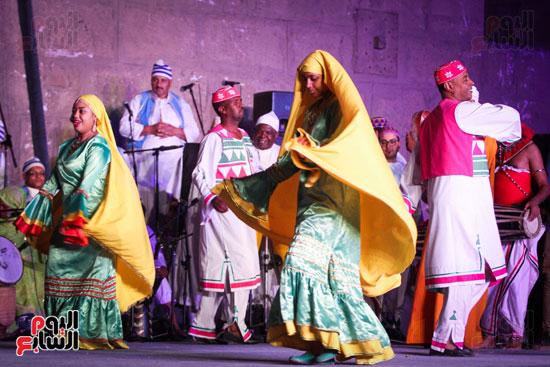 الطبول من أجل السلام مهرجان القلعة بحضور وزير الثقافة (15)
