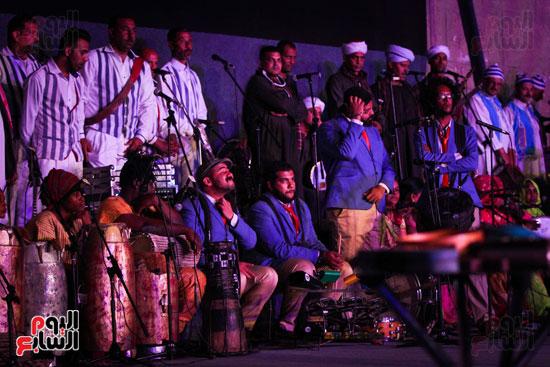 الطبول من أجل السلام مهرجان القلعة بحضور وزير الثقافة (26)
