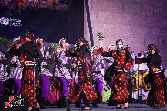 الطبول من أجل السلام مهرجان القلعة بحضور وزير الثقافة (6)