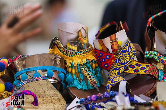 هرجان التسوق الصيفى فى النادى اليونانى (3)