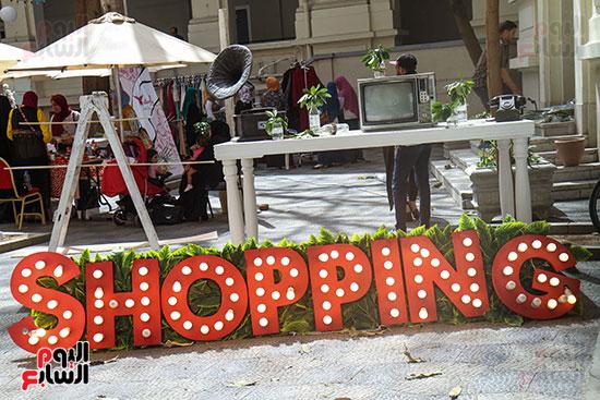هرجان التسوق الصيفى فى النادى اليونانى (35)