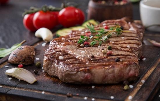 طريقة عمل ستيك اللحم اليوم السابع