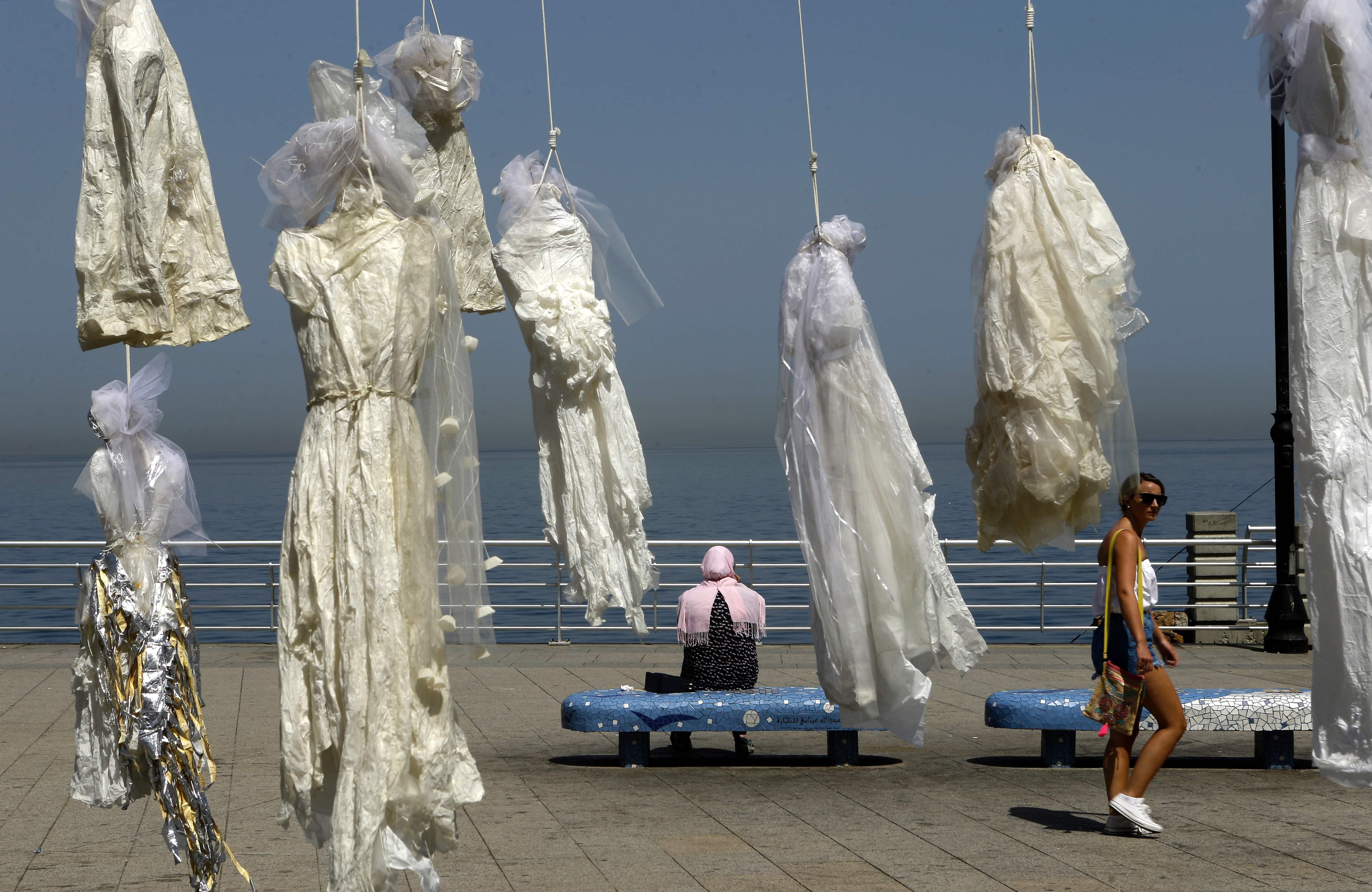 احتجاج لبنانى على اعفاء المغتصب من العقوبة