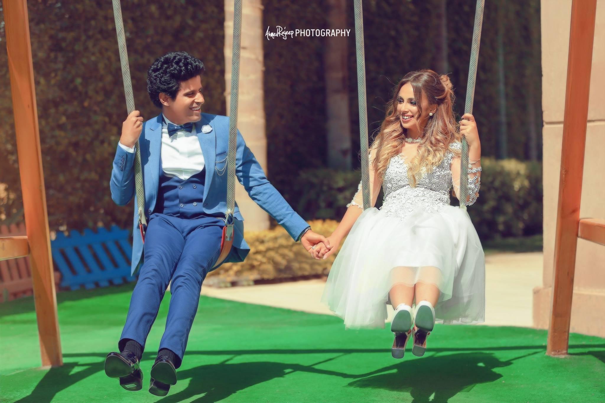 جلسة تصوير حفل زفاف حمدى الميرغنى واسراء عبد الفتاح (4)