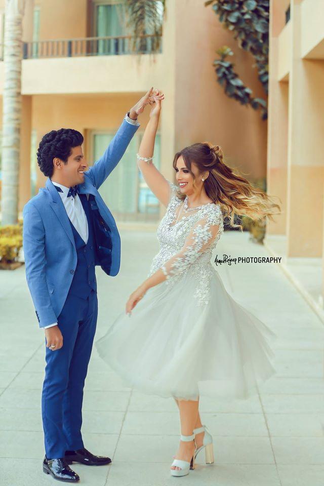 جلسة تصوير حفل زفاف حمدى الميرغنى واسراء عبد الفتاح (21)