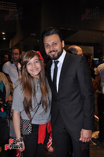صناع فوبيا يحتفون بـ أحمد راتب (22)