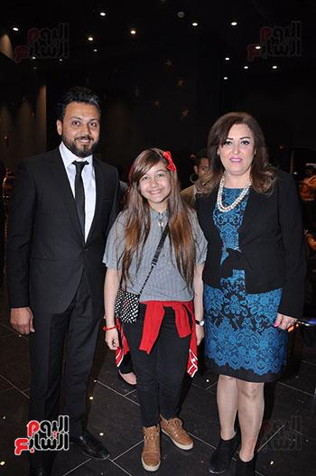 صناع فوبيا يحتفون بـ أحمد راتب (39)
