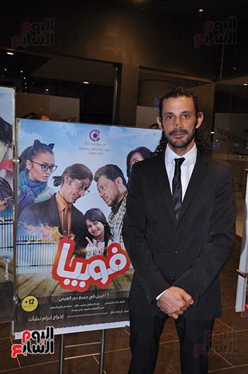 صناع فوبيا يحتفون بـ أحمد راتب (48)
