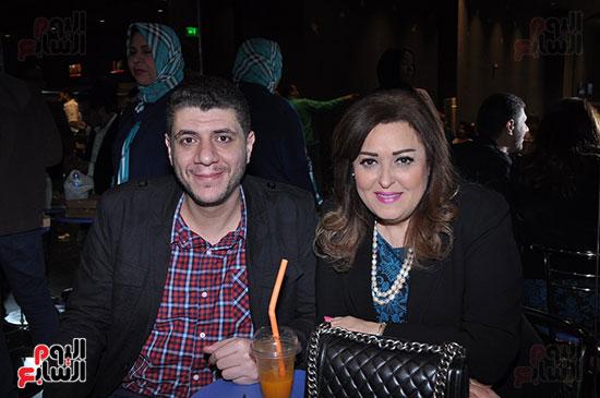 صناع فوبيا يحتفون بـ أحمد راتب (30)
