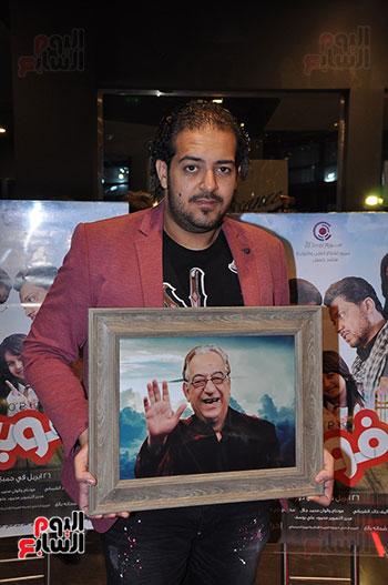 صناع فوبيا يحتفون بـ أحمد راتب (17)