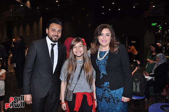 صناع فوبيا يحتفون بـ أحمد راتب (38)