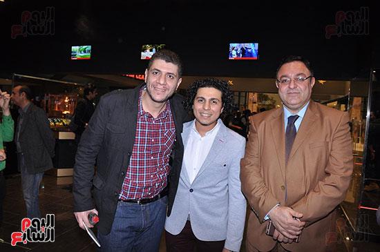 صناع فوبيا يحتفون بـ أحمد راتب (43)