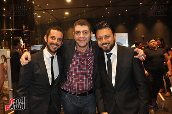 صناع فوبيا يحتفون بـ أحمد راتب (34)
