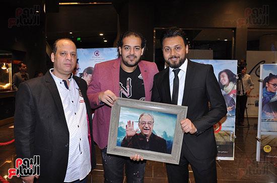 صناع فوبيا يحتفون بـ أحمد راتب (8)