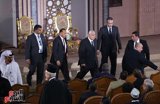 مؤتمر السلام العالمى البابا الفاتيكان احمد الطيب (25)