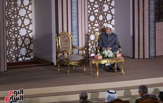 مؤتمر السلام العالمى البابا الفاتيكان احمد الطيب (20)