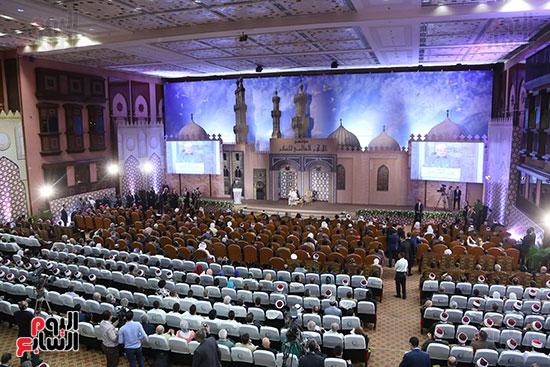 مؤتمر السلام العالمى البابا الفاتيكان احمد الطيب (1)