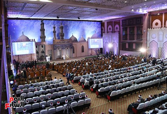 مؤتمر السلام العالمى البابا الفاتيكان احمد الطيب (5)