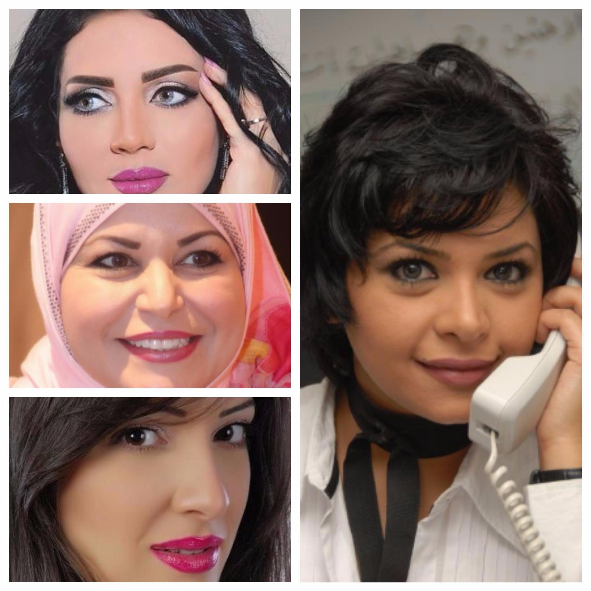 4 نجمات مصريات في الدراما الخليجية