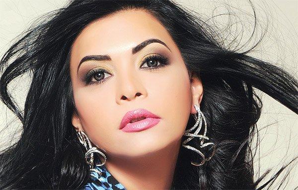 لمياء طارق  ممثلة كويتية من اصول مصرية