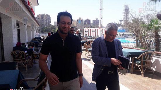 أحمد-مرتضى-يستقبل-إيناسيو