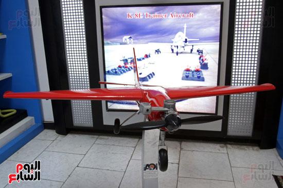 معرض منتجات معرض الطائرات