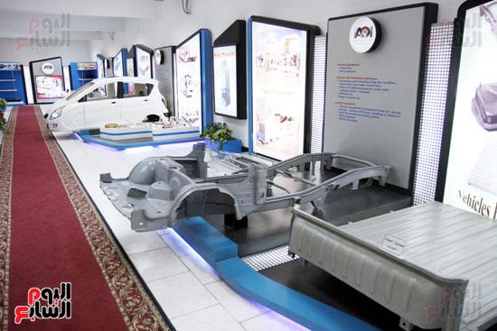 متحف الطائرات بمصنع الطائرات