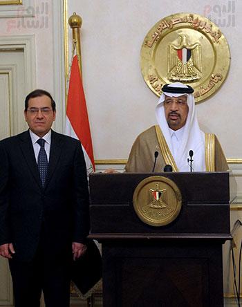 خالد الفالح، وزير الطاقة والثروة المعدنية السعودى (5)