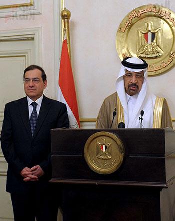 خالد الفالح، وزير الطاقة والثروة المعدنية السعودى (4)