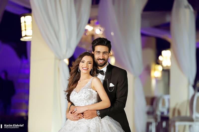 e5b8aaba3 20 صورة جديدة من حفل زفاف كارمن سليمان على الملحن مصطفى جاد - اليوم ...
