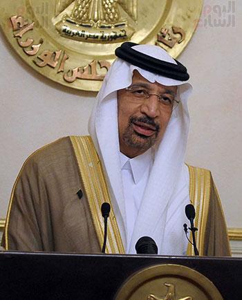 خالد الفالح، وزير الطاقة والثروة المعدنية السعودى (1)