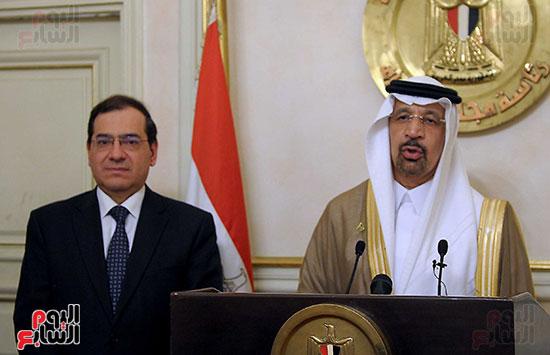 خالد الفالح، وزير الطاقة والثروة المعدنية السعودى (2)