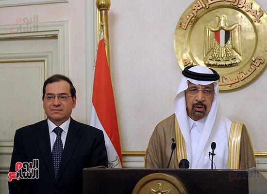 خالد الفالح، وزير الطاقة والثروة المعدنية السعودى (3)