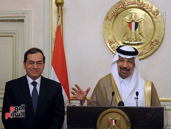 خالد الفالح، وزير الطاقة والثروة المعدنية السعودى (6)