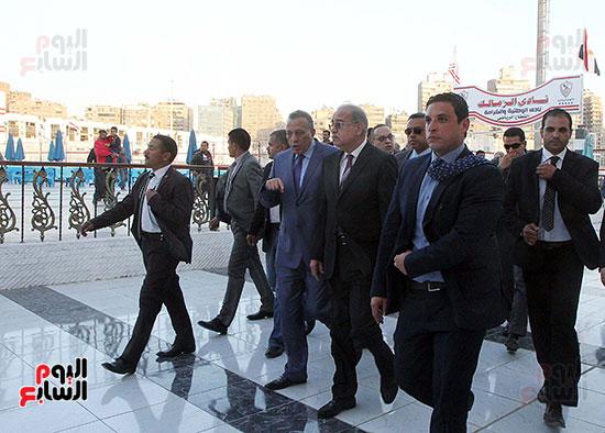 رئيس الوزراء يزور الزمالك لافتتاح المنشآت الجديدة (10)