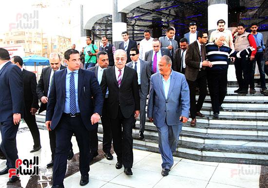 رئيس الوزراء يزور الزمالك لافتتاح المنشآت الجديدة (3)