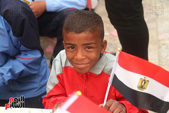 برنامج القومى لحماية أطفال بلا مأوى (11)