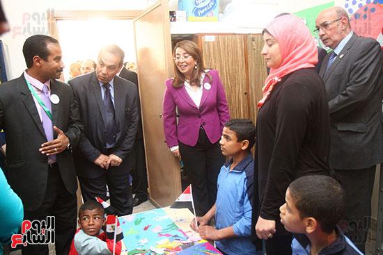 برنامج القومى لحماية أطفال بلا مأوى (8)