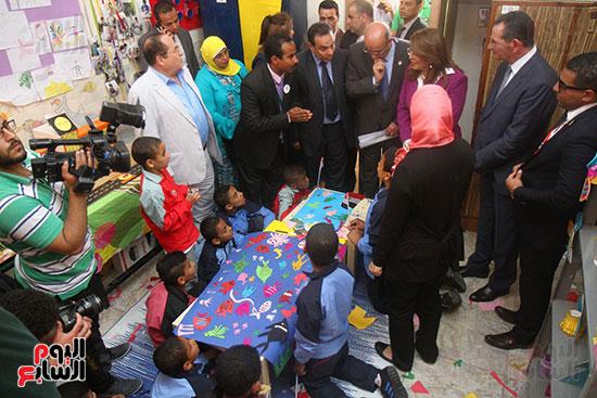 برنامج القومى لحماية أطفال بلا مأوى (9)