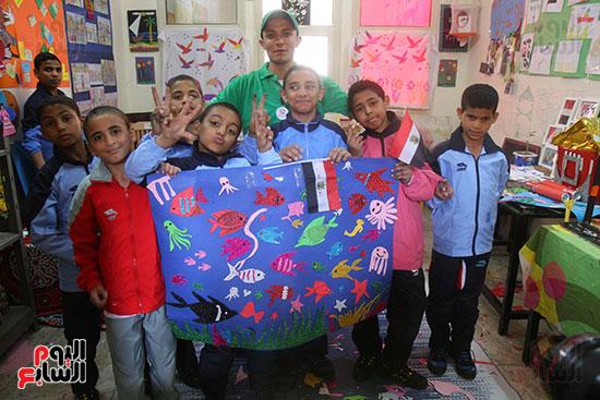 برنامج القومى لحماية أطفال بلا مأوى (2)