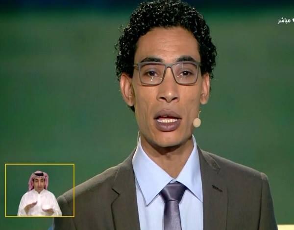 5- حسن عامر يقدم إحدي قصائدة بمسابقة أمير الشعراء