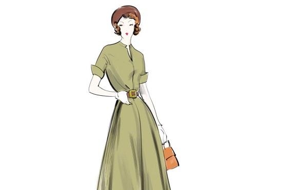 أزياء العمل في الثلاثينيات