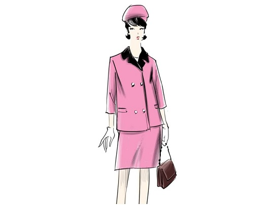 أزياء العمل فى الستينيات