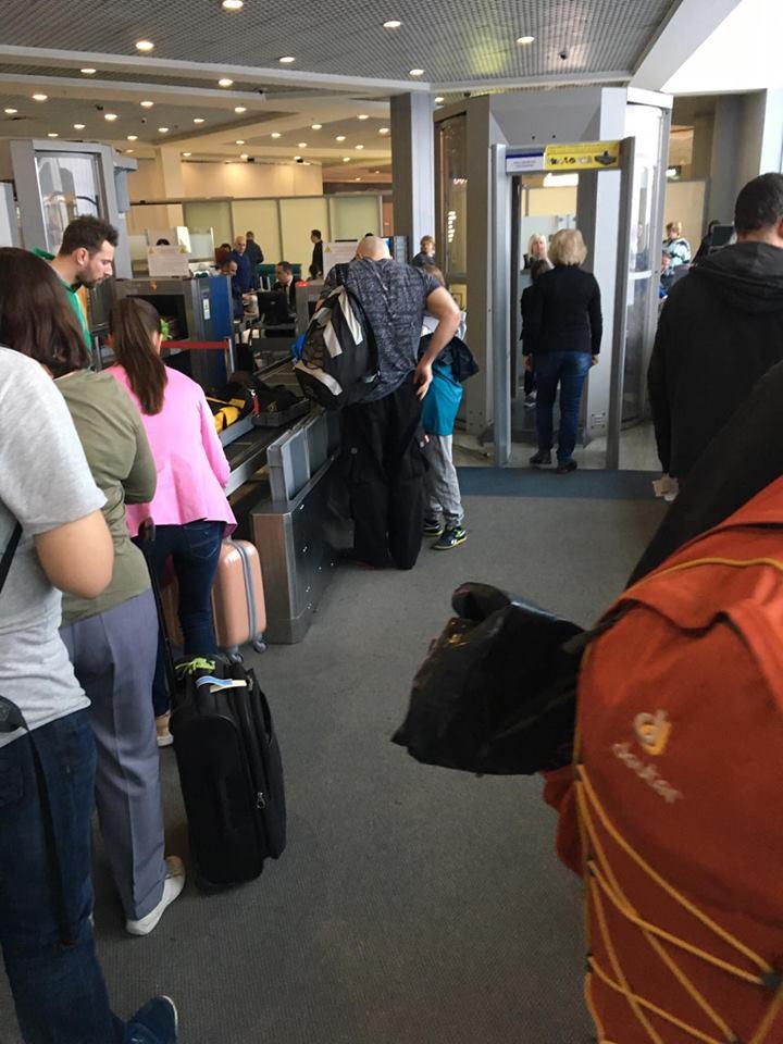 مطار روسيا