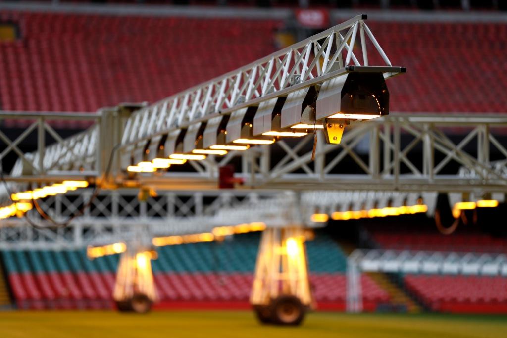 ملعب نهائي دوري أبطال أوروبا في كارديف عاصمة ويلز (2)