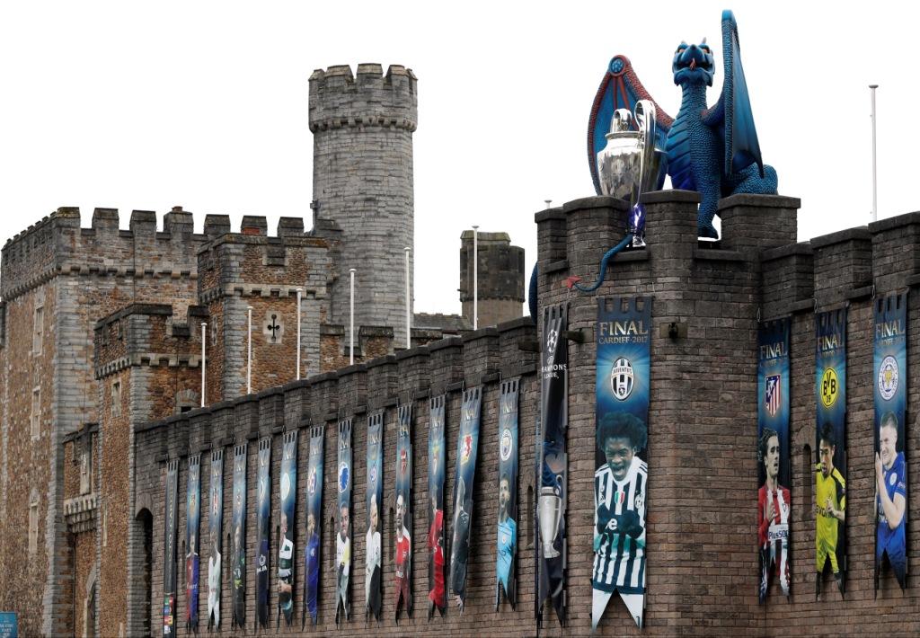 ملعب نهائي دوري أبطال أوروبا في كارديف عاصمة ويلز (6)