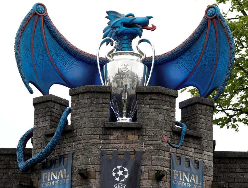 ملعب نهائي دوري أبطال أوروبا في كارديف عاصمة ويلز (7)