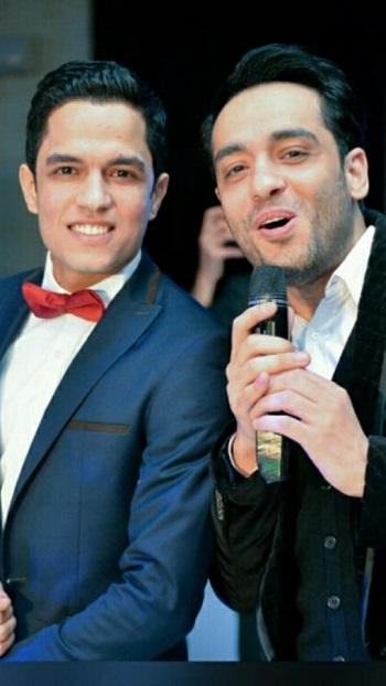رامى وشقيقه أحمد